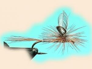 схема вязания голубого